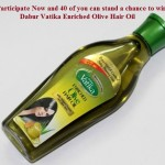 Dabur Vatika Enriched Olive hair Oil Giveaway – Week 2 {CLOSED}