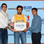 NBA Launches First Official Online Store in India in Powered by Jabong.com