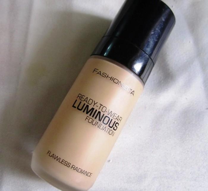 MUA Fashionista Ready-to-Wear Luminous Foundation