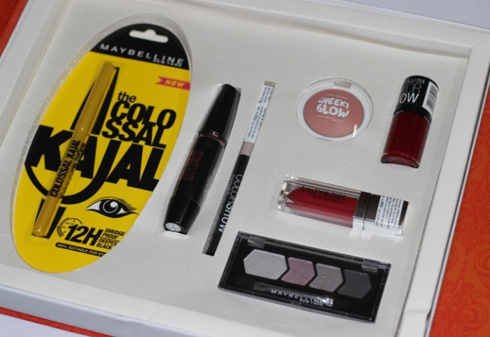 Maybelline Instaglam Wedding Edition Box Review Price Photos (4)