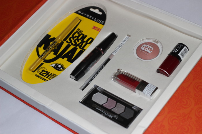 Maybelline Instaglam Wedding Edition Box Review Price Photos (5)