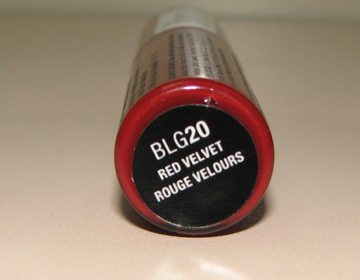 Nyx Red Velvet Butter Gloss review swatches (1)