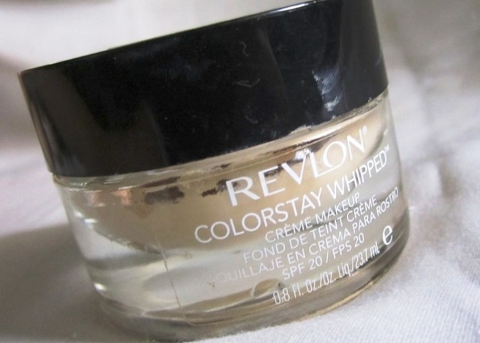 Revlon Colorstay Whipped Crème Makeup Foundation