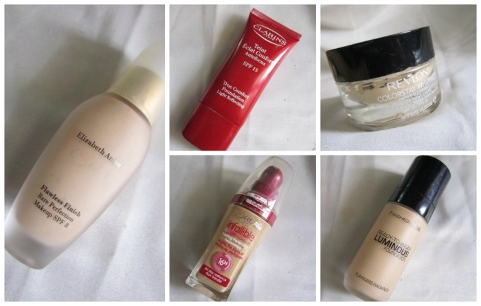 Top 5 Foundations for Combination Skin