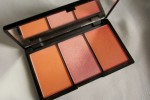 Sleek Makeup Lace Blush by 3 Review,Swatches