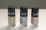 Maybelline Colorshow Glitter Mania Review Swatches Photos