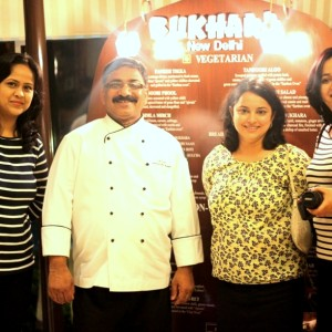 Bloggers Meet at Bukhara ITC Maurya, New Delhi (1)