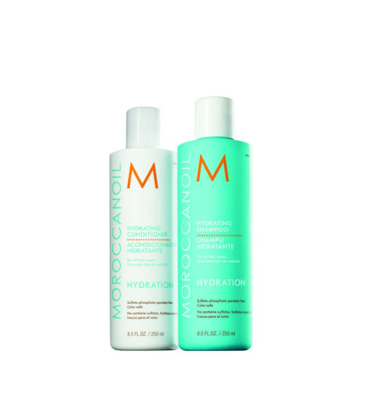Moroccanoil Hydrating Shampoo Conditioner