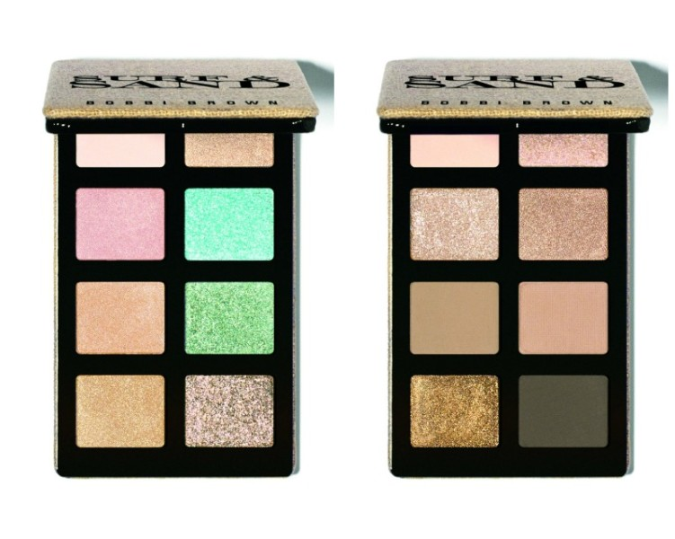 Bobbi Brown Surf and Sand Eye Palette