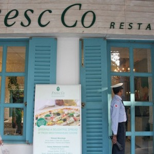 Fresc Co Janpath  New Delhi review
