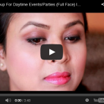 New Video : Makeup For Daytime Events