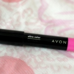 Avon Lip Crayon Showstopper Pink Review Swatches Photos