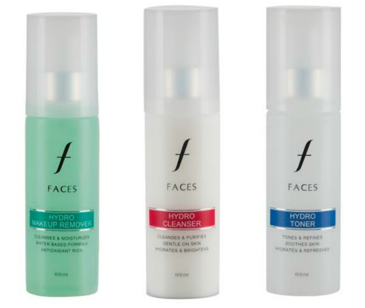 Faces Hydro Toner Cleanser Makeup Remover review prices india