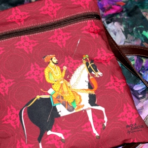 India Circus Sling back utility pouch phone cover (1)