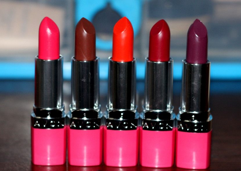 Avon Ultra Color Absolute Lipstick Photos Swatches Review Pricebe