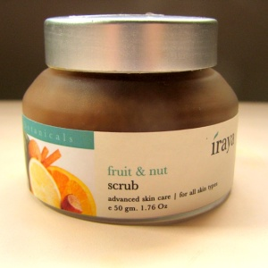 Iraya Fruit and Nut Scrub Review Price Photos (1)