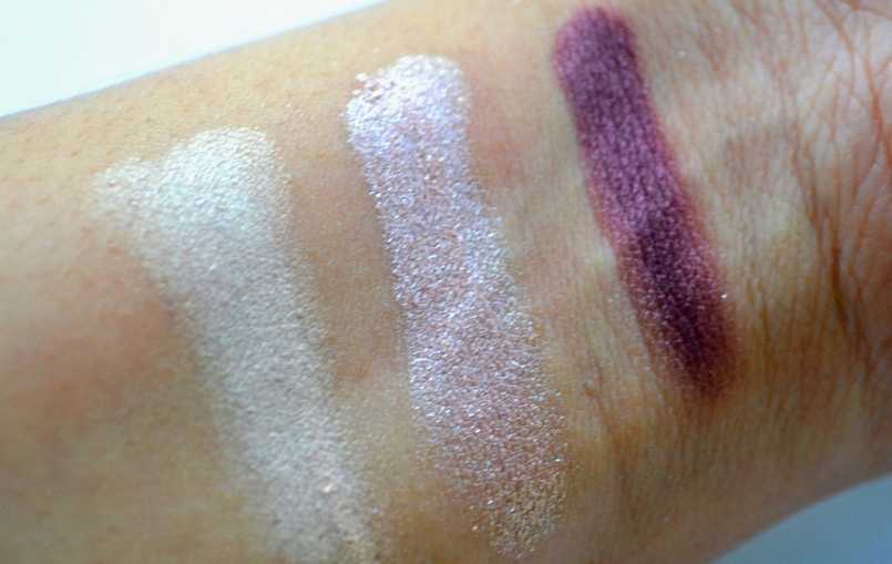 Veluxe Pearlfusion Shadow Palette by MAC #9