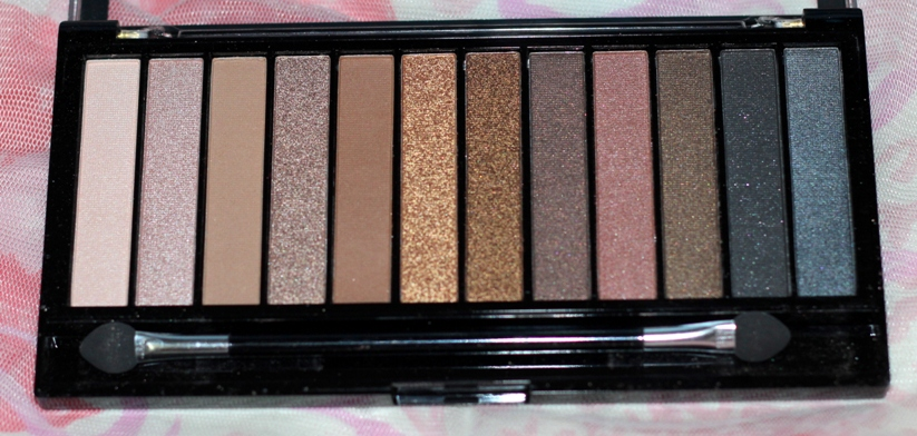 Makeup Revolution Iconic 1 Palette Review Swatches Photos – Dupe of Urban Decay Naked