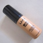 NYX HD Studio Foundation Review Swatches Photos