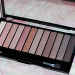 Makeup Revolution Iconic 3 Eyeshadow Palette Review Swatches Photos