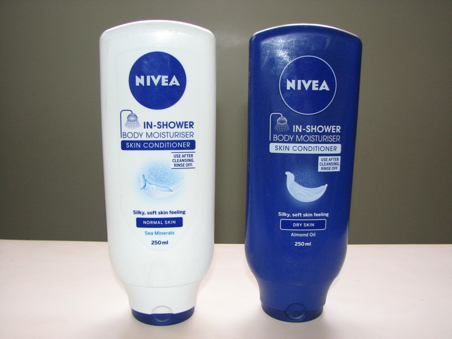 Nivea In Shower Body Moisturizers – Review & Comparisons (2)