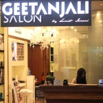 Review & Experience – Geetanjali Salon, Select Citywalk Delhi