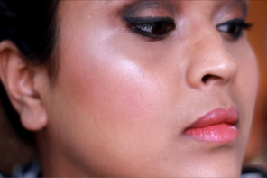 New Video : Glowing Skin & Glamorous Eyes – I