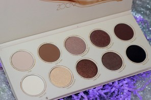 Zoeva Naturally Yours Palette Review Swatches Photos Look