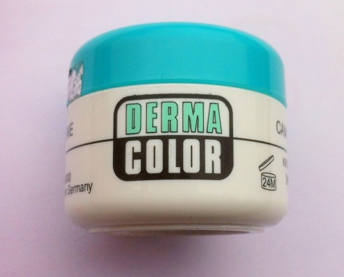 Kryolan Derma color Camouflage Cream Review Swatches Photos (2)