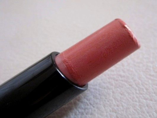 MAC Bare Again Sheen Supreme Lipstick Review Swatches Photos India (4)