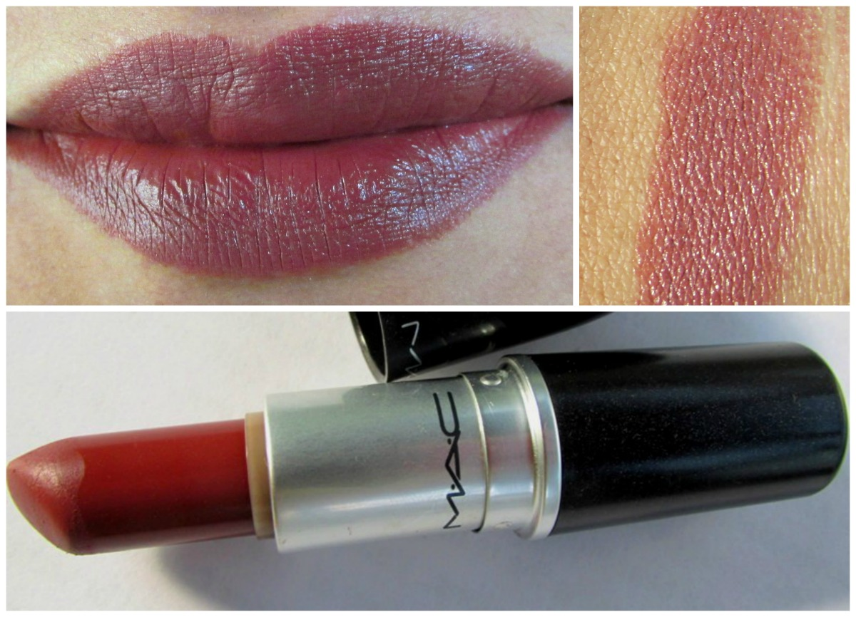 Famoso MAC Verve Satin Lipstick Review Swatches PhotosBe Beautilicious MA73