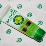Biotique Bio Papaya Exfoliating Face Wash Review Price