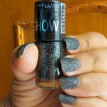 Maybelline Color Show Glitter Mania Review – Starry Nights, Red Carpet