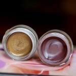 Oriflame The One Colour Impact Cream Eyeshadow – Golden Brown, Intense Plum
