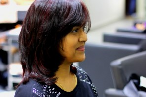Red Highlights – My Hair Makeover at Lakme Salon