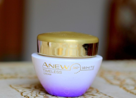 Avon Anew 360° White Timeless Cream Review Photos Price (2)