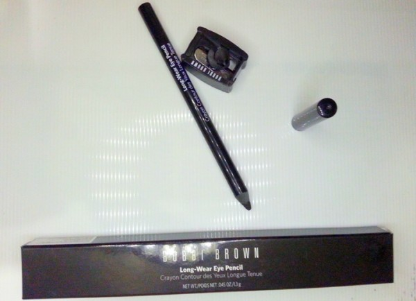 BOBBI BROWN LONG WEAR EYELINER JET reviw swatches photos (1)