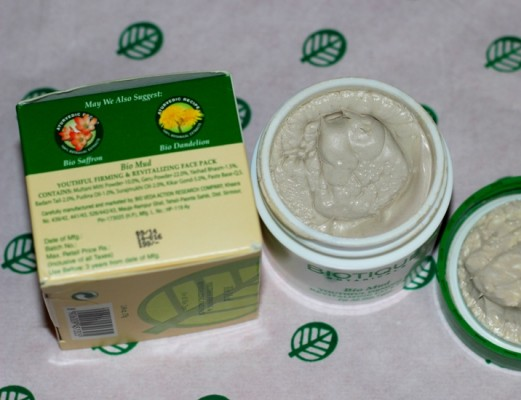 Biotique Bio Mud Face Pack Review Photos Price (3)