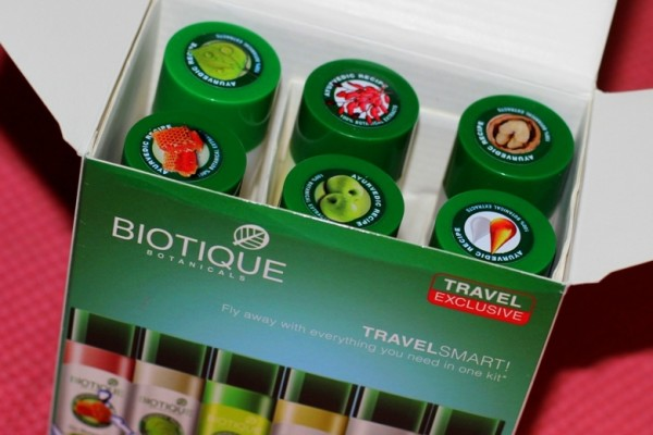 Biotique Travel Smart Travel Kit Review Price Photos (6)