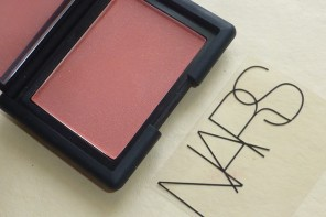 NARS Torrid Blush Review Swatches Photos Price