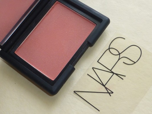 NARS Torrid Blush Review Swatches Photos Price  (3)
