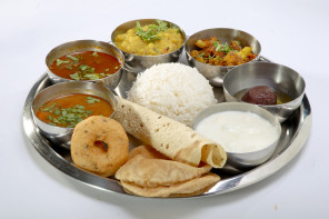 Restaurants Serving South Indian Thali In Delhi