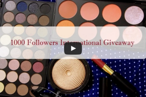 1000 Subscribers International Giveaway !