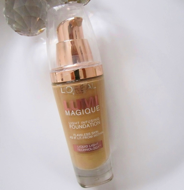 L'Oreal Lumi Magique Foundation Review Swatches PhotosBe Beautilicious