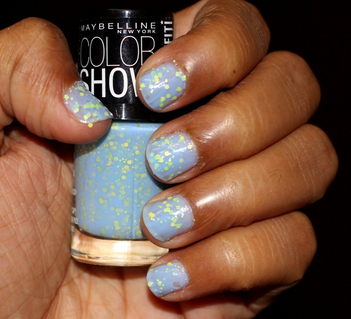 Maybelline Go Graffiti Color Show Nail Enamels Swatchesbe Beautilicious