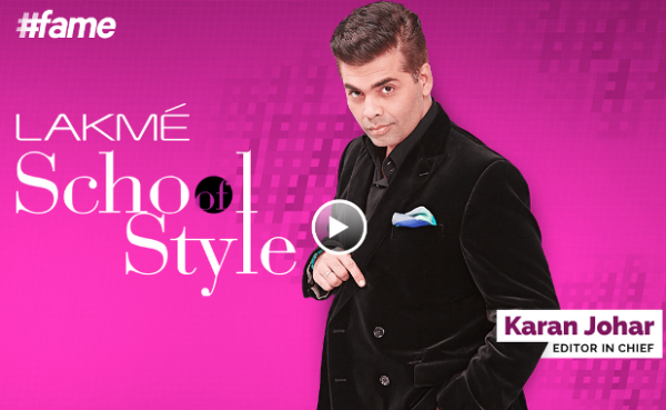 #fame & Lakme School of Style
