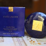 Estee Lauder Double Wear Stay In Place Powder Makeup Review Swatches