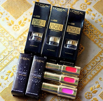 L'Oreal Paris Cannes Collection 2015 - Review & Looks (2)