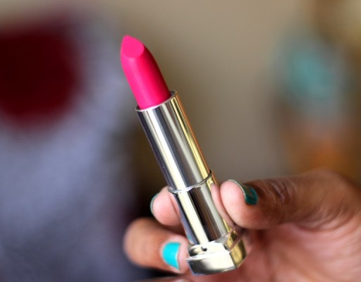 Maybelline Rebel Bouquet Lipstick Reb 10 review swatches photos price india (2)
