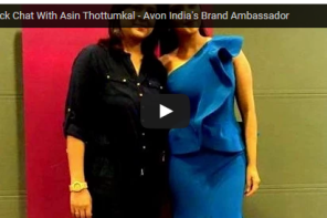 Quick Chat With Asin Thottumkal – Avon India's Brand Ambassador